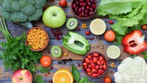 alimentos y productos orgánicos